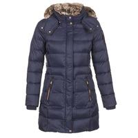 Oblečenie Ženy Vyteplené bundy Esprit ARDA Námornícka modrá