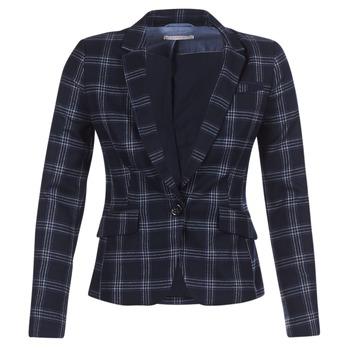 Oblečenie Ženy Saká a blejzre Esprit GEMIL Námornícka modrá