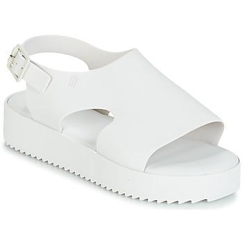 Topánky Ženy Sandále Melissa HOTNESS Biela