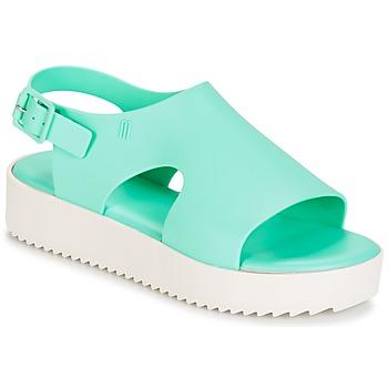 Topánky Ženy Sandále Melissa HOTNESS Zelená / Biela