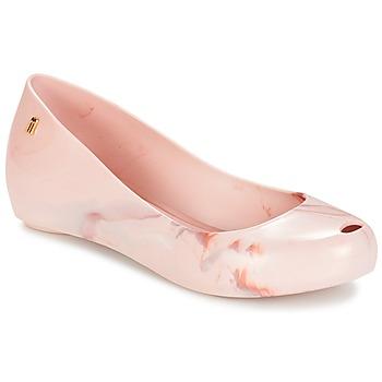 Topánky Ženy Balerínky a babies Melissa ULTRAGIRL XII Ružová