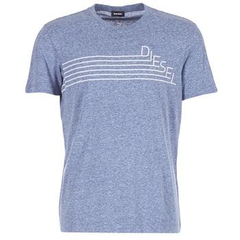 Oblečenie Muži Tričká s krátkym rukávom Diesel JOE QF Námornícka modrá