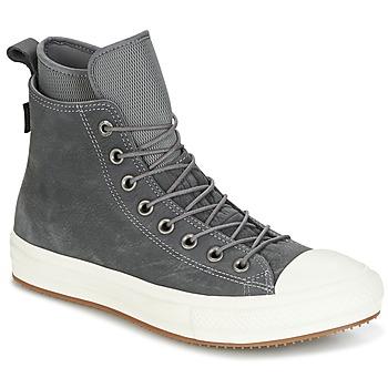Topánky Muži Členkové tenisky Converse CHUCK TAYLOR WP BOOT NUBUCK HI MASON/EGRET/GUM šedá