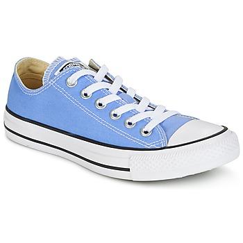 Topánky Nízke tenisky Converse CHUCK TAYLOR ALL STAR SEASONAL COLOR OX PIONEER BLUE Modrá