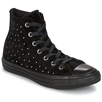 Topánky Ženy Členkové tenisky Converse CHUCK TAYLOR ALL STAR HI čierna