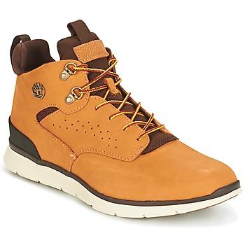 Topánky Muži Polokozačky Timberland KILLINGTON HIKER CHUKKA Ťavia hnedá