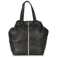 Tašky Ženy Veľké nákupné tašky  Pieces JULES Čierna