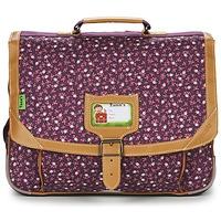 Tašky Dievčatá Školské tašky a aktovky Tann's EXCLU CHERRY CARTABLE 38CM šedá / Ružová