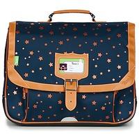 Tašky Dievčatá Školské tašky a aktovky Tann's EXCLU ETOILE MARINE CARTABLE 38CM Námornícka modrá