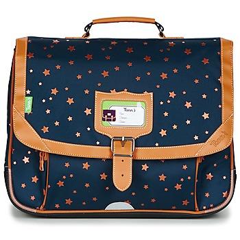 Tašky Dievčatá Školské tašky a aktovky Tann's ETOILE MARINE CARTABLE 38CM Námornícka modrá