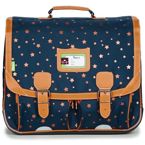 Tašky Dievčatá Školské tašky a aktovky Tann's ETOILE MARINE CARTABLE 41CM Námornícka modrá
