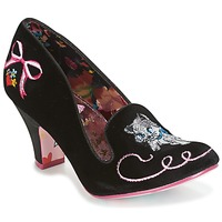 Topánky Ženy Lodičky Irregular Choice FUZZY PEG čierna