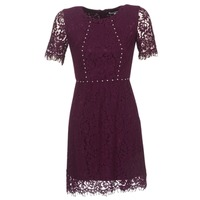Oblečenie Ženy Krátke šaty Morgan ROUJEL Bordová