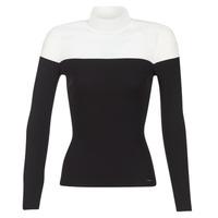 Oblečenie Ženy Svetre Morgan MICO čierna / Biela