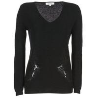 Oblečenie Ženy Svetre Morgan MDAN Čierna