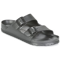 Topánky Muži Šľapky Birkenstock ARIZONA Šedá