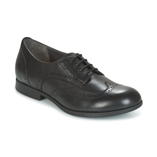 Topánky Ženy Derbie Birkenstock LARAMI LOW Čierna