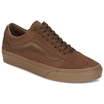 Topánky Muži Nízke tenisky Vans OLD SKOOL Hnedá