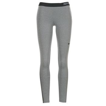 Oblečenie Ženy Legíny Nike NIKE PRO TIGHT šedá / čierna