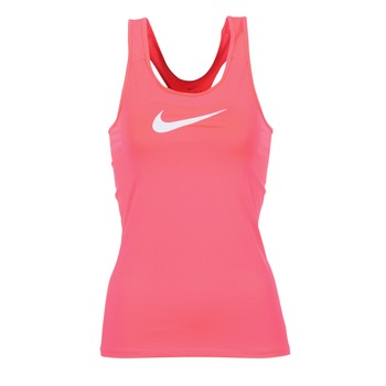 Oblečenie Ženy Tielka a tričká bez rukávov Nike NIKE PRO COOL TANK Ružová / Biela