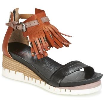 Topánky Ženy Sandále Airstep / A.S.98 YVES Hnedá / Čierna