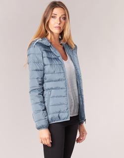 Oblečenie Ženy Vyteplené bundy Roxy FOREVER FREELY Modrá