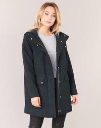Oblečenie Ženy Kabáty Noisy May TOWN Čierna
