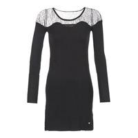 Oblečenie Ženy Krátke šaty LPB Woman DARTO Čierna
