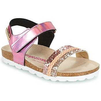 Topánky Dievčatá Sandále Les Tropéziennes par M Belarbi PETILLE Ružová