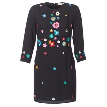 Oblečenie Ženy Krátke šaty Derhy BASTILLE Čierna
