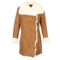 Oblečenie Ženy Kabáty Derhy RADEAU Ťavia hnedá