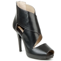 Topánky Ženy Sandále Michael Kors NEW SWEET Čierna