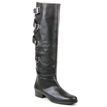 Topánky Ženy Čižmy do mesta Michael Kors AFRICA Čierna