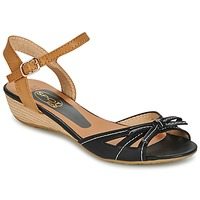 Topánky Ženy Sandále Spot on  čierna