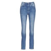 Oblečenie Ženy Džínsy Slim Pepe jeans GLADIS Ga7 / Modrá