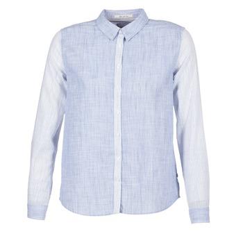 Oblečenie Ženy Košele a blúzky Pepe jeans CRIS Modrá