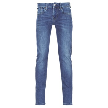 Oblečenie Muži Džínsy Slim Pepe jeans HATCH F37