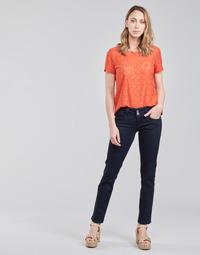 Oblečenie Ženy Rovné džínsy Pepe jeans GEN Modrá / M15