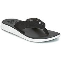Topánky Muži Žabky Reef REEF ROVER čierna / Biela