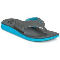 Topánky Muži Žabky Reef REEF ROVER šedá / Modrá