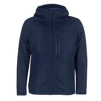 Oblečenie Muži Parky Jack & Jones COOL CORE Námornícka modrá
