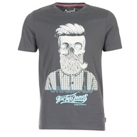Oblečenie Muži Tričká s krátkym rukávom Jack & Jones CRIPTIC ORIGINALS Šedá