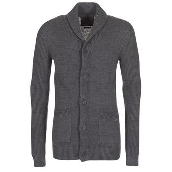 Oblečenie Muži Cardigany Jack & Jones INSPECT ORIGINALS šedá