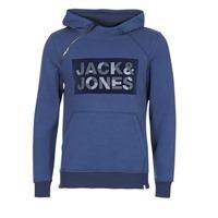 Oblečenie Muži Mikiny Jack & Jones KALVO CORE Modrá
