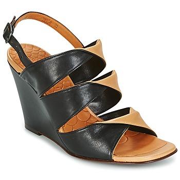 Topánky Ženy Sandále Chie Mihara CRUSH Čierna