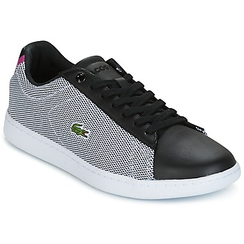 Topánky Ženy Nízke tenisky Lacoste CARNABY EVO 117 1 SPW čierna