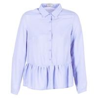 Oblečenie Ženy Blúzky Betty London HALONI Modrá
