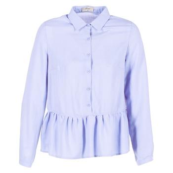 Oblečenie Ženy Blúzky Betty London IHALONI Modrá