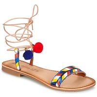 Topánky Ženy Sandále Lola Espeleta EDWINA Modrá