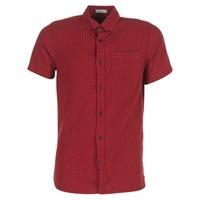 Oblečenie Muži Košele s krátkym rukávom Jack & Jones JOHAN ORIGINALS červená